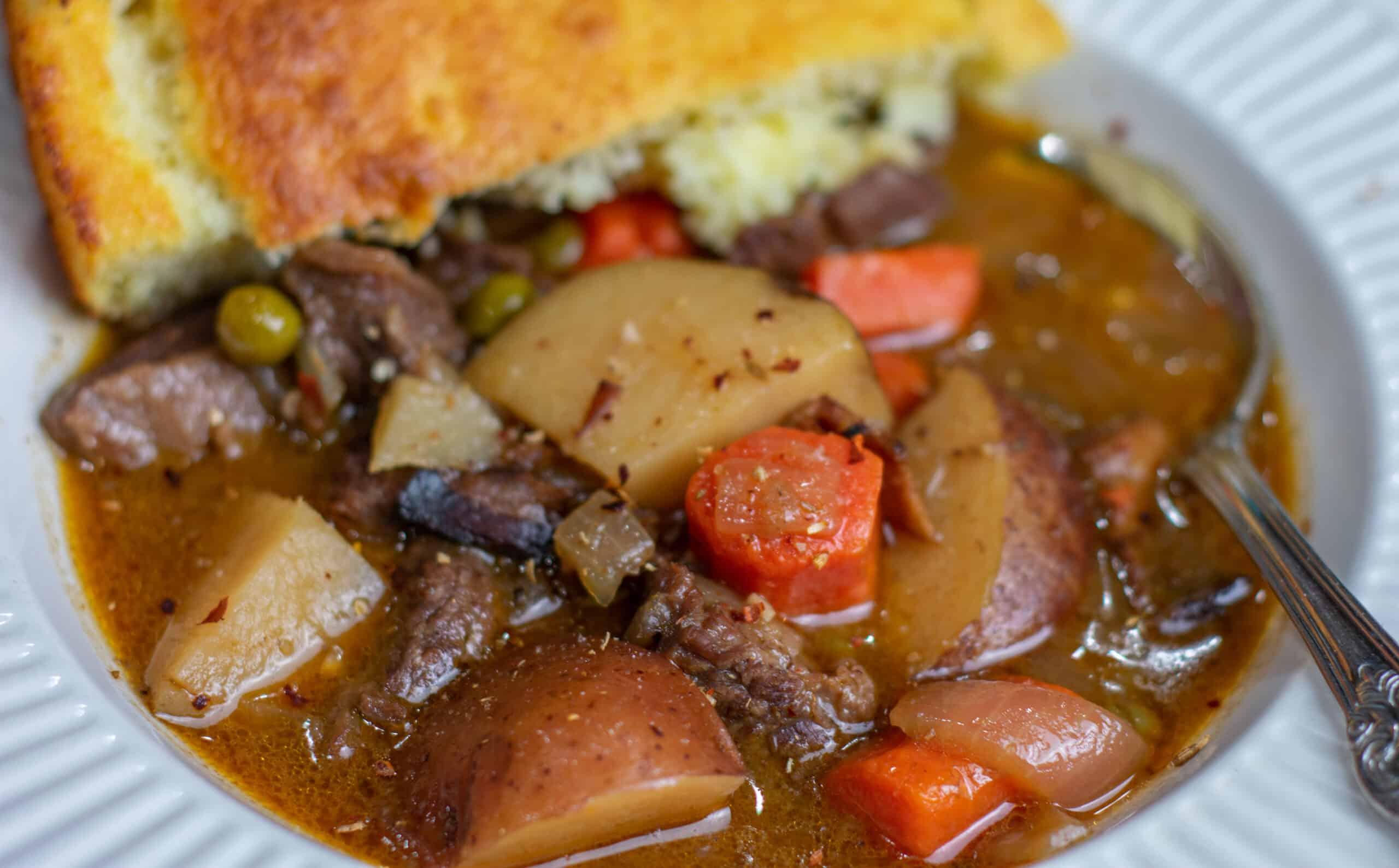 IP beef stew